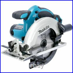 Makita DSS611ZJ 18V LXT Lithium Ion 165mm Circular Saw With Makpac Case Type 3