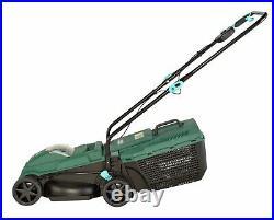 McGregor 32cm 30L Lithium-Ion Cordless Lawnmower 21.6V