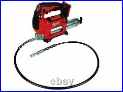 Milwaukee 2646-20 M18 18-Volt Lithium-Ion Cordless Grease Gun 2-Speed Tool-Only