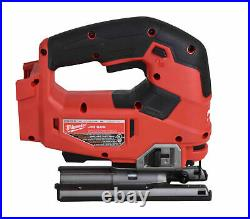 Milwaukee 2737-20 M18 FUEL 18V Lithium-Ion Brushless Cordless Jig Saw Tool-Only