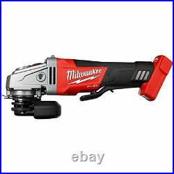Milwaukee 2780-20 M18 FUEL Cordless Brushless Grinder 4 1/2 5 18 Volt NIB