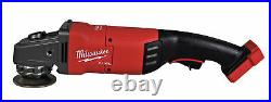 Milwaukee 2785-20 M18 Fuel 18V Lithium-Ion 7/9 Large Angle Grinder Tool Only