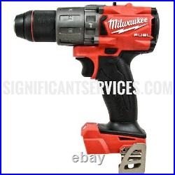 Milwaukee 2804-20 M18 18V FUEL 1/2 Lithium Ion 5.0 Ah Hammer Drill/Driver Kit