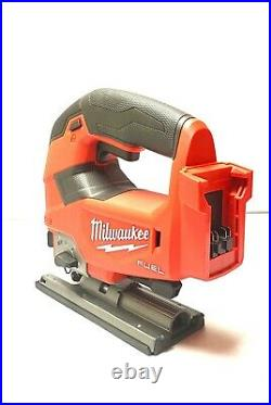 Milwaukee FUEL M18 2737-20 18-Volt Cordless D-Handle Jig Saw Bare Tool