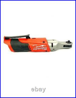 Milwaukee M12 FUEL Lithium Ion 1/4 inch Ratchet 2556-20