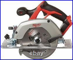 Milwaukee M18 2630-20 18Volt 6-1/2 Cordless Circular Saw 48-11-1850 Battery 5.0