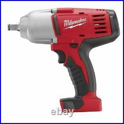 Milwaukee M18 2663-20 1/2 Impact Wrench, (1) 48-11-1840 4.0 Battery