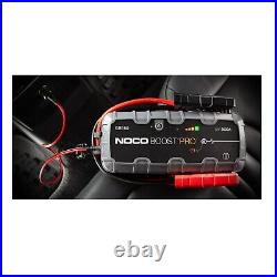 NOCO GB150 Boost Pro 3000 Amps 12V Ultrasafe Lithium-Ion Battery Jump Starter