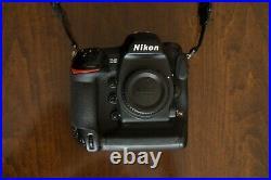 Nikon D5 20.8MP DSLR Camera CF version (Body, battery, charger)