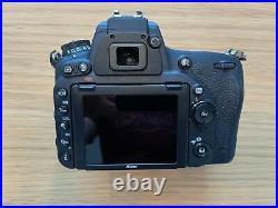 Nikon D750 Digital SLR Camera Body + 3 Batteries + Shutter Count 30522