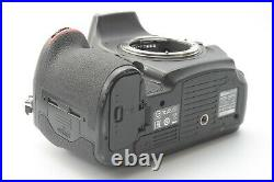 Nikon D810 Digital SLR DSLR Camera (Body Only) Black With Charger and Battery