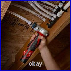 Pro PEX Expansion Tool Milwaukee M12 12-Volt Lithium-Ion Cordless Tool-Only