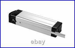 Prophete, Aldi, Rex, 36V10Ah Lithium Battery Li-ion Battery E-bike Silver Fish