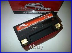 Ps-20 Powerlite Uk Lithium Ion Road/race/rally Car Battery + Mounting Bracket