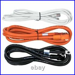 Pylontech US2000 Lithium Ion Battery 2.4kWh 48V with 2 Meter Power Cables