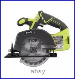RYOBI Power Tool Combo Kits 18-Volt Lithium-Ion Batteries Charger Bag (6-Tool)
