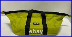 Ryobi 4-Tool Combo Kit 18V ONE+ Brushless Impact Drill Saw, Batteries PBLCK200KN