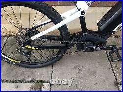 Scott Spark Electric Mountain Bike Bosch Performance Line Nyon 500wH Shimano
