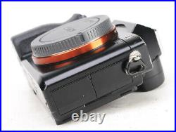 Sony A7 24.3MP Mirrorless Camera Body E Mount USB Lead + A/C Adapter & Battery