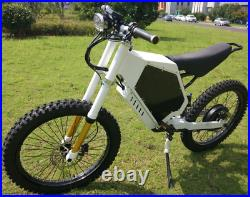 Stealth Bomber Electric Bike 15000W High Power FREE Shipping