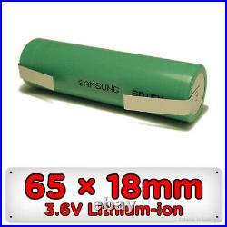 UPGRADE Battery for Bosch IXO ISIO & Ryobi Screwdriver/Powertool Li-ion 3.6V 4V