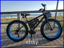UPP 52V 20Ah Triangle Lithium Ion Ebike Battery for 750W-1500W Motor Bike DIY